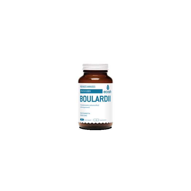 Boulardii- limaskest ja seedimine  90 kpsl toidulisand