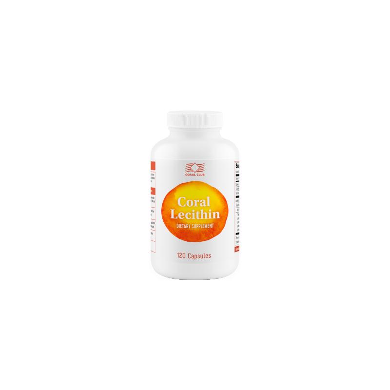Letsitiin-aju töö, kolesterool, 120 kapslit toidulisand