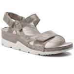 Berkemann Kimba - naiste ortopeediline jalats - hõbe/pronks