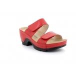 Berkemann Lucienne - naiste ortopeediline jalats - punane - 01654-221