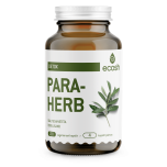 Ecosh Paraherb kukeseene,koirohu, oliivi lehe, soolikarohuga parasiitide vastu  - 120tbl - toidulisand