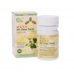 Green Nature All Clear Form - rahustab valu, avab nina - 60tbl - toidulisand
