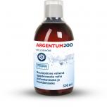 Aura Herbals Argentum 200 Kolloidhõbe - 25ppm, kosmeetikatoode - 500ml