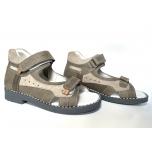 Tico - laste ortopeediline jalats - helepruun
