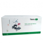 Tiens Lipid Metabolic Management Tea - antilipiidne tee, energia, immuunsus - 40 teepakki
