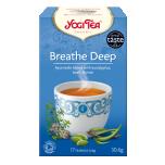 Yogi Tea Breathe Deep Hingamise Tee 17tk