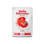 Daily Delicious Beauty Shake Raspberry - Proteiinisegu vaarikas + vitamiinid, mineraalid, kollageen - 500g - toidulisand