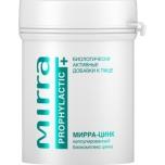Mirra tsink - kapsuleeritud biokompleks - immuunsus, diabeet, eesnääre, nahk, juuksed, moodustised - 50tbl - toidulisand