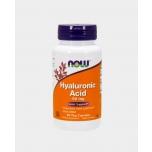 Now Foods Hyaluronic Acid - Hüaluroonhape koos MSM, liigesed, sile nahk - 60tbl - toidulisand