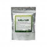 Tervisetooted Klorella pulber - chlorella, puhastaja, vitamiinid, mineraalid, klorofüll, immuunsus - 200g - toidulisand