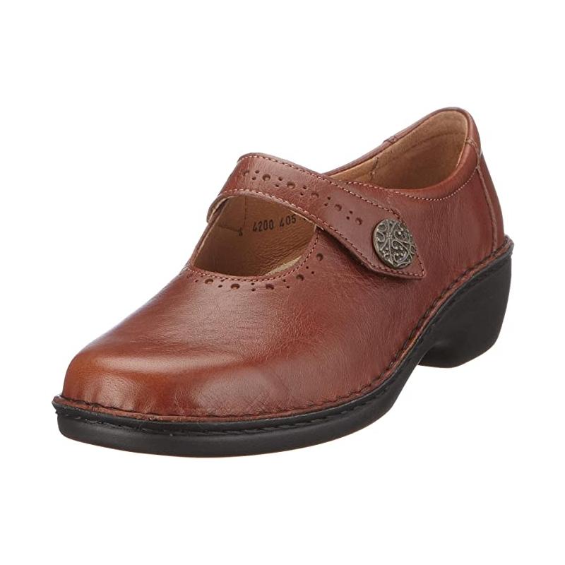 Berkemann Celia - naiste ortopeediline jalats - pruun (tabak leder) - 04200-405