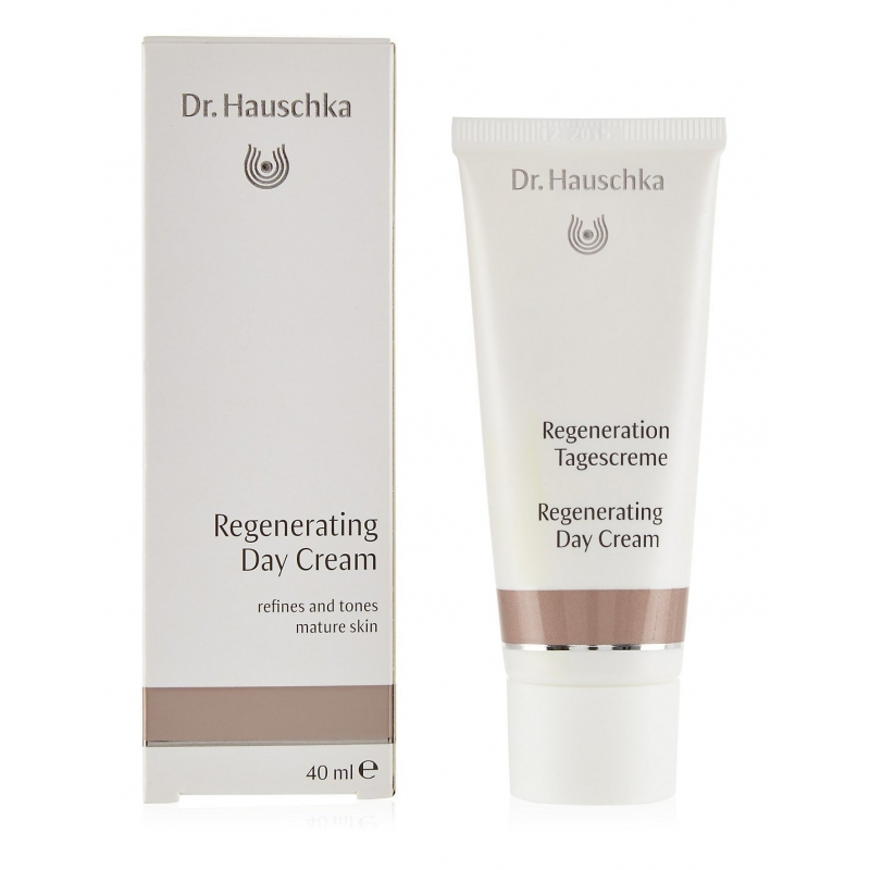 Dr.Hauschka Regenerating Day Cream - Uuendav päevakreem küpsele nahale - 40ml