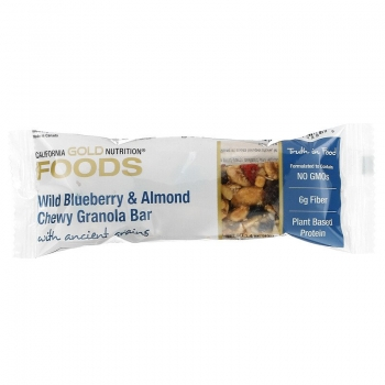 Califonia Gold Nutrition Wild Blueberry granola.jpg