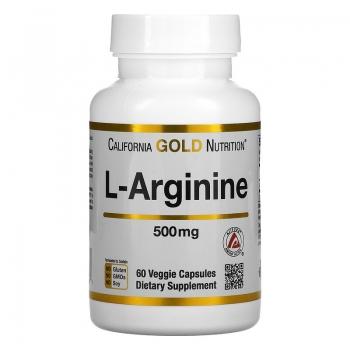 California Gold Nutrition L-Arginine 60tbl.jpg
