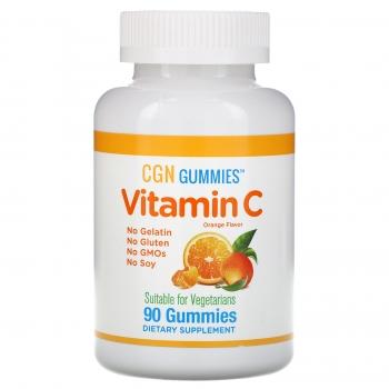 California Gold Nutrition Vitamin C Gummies.jpg
