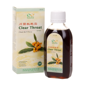 Green Nature Clear Throat.png