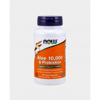 Now Foods Aaloe-10-000-Probiootikumid-N60.jpg
