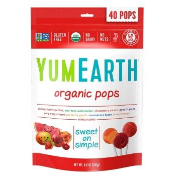 Yum Earth Organic Lollipops 40tk.jpeg