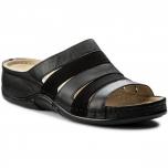 Berkemann Bine (washable) - naiste ortopeediline jalats - must - 01119-951