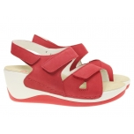 Berkemann Ginette - naiste ortopeediline jalats - punane - 01202-234