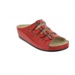 Berkemann Hassel - naiste ortopeediline jalats - punane - 00737-221