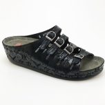 Berkemann Hassel - naiste ortopeediline jalats - must