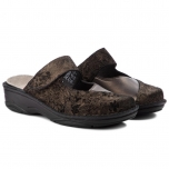 Berkemann Heliane - naiste ortopeediline jalats - must/pruun - 03457-608