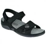 Berkemann Jacklyn - naiste ortopeediline jalats - must