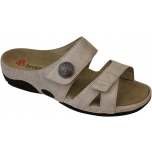 Berkemann Sandy - naiste ortopeediline jalats - hõbevalge