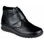 Berkemann Silka - naiste ortopeediline jalats - must - 05350-964