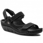 Berkemann Teri - naiste ortopeediline jalats - must