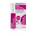 BetterYou MultiVit sprei - multivitamiini sprei 25ml - toidulisand