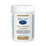 BioCare Hair and Nail Complex - Juuste ja küünte kompleks - 90tbl - toidulisand