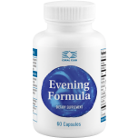 Evening Formula - taimne kompleks rahustab kergelt kesknärvisüsteemi, tagab hea une - 60tbl - toidulisand