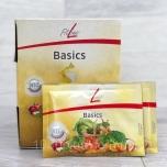 Fitline Basics -  köögi- puuviljadest toitained, kiudained,hea seedimine, probiootikumid - 1pk x 12g - toidulisand