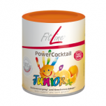 Fitline Power Cocktail Junior - kaltsium, magneesium, seleen, C vitamiin - 210g - toidulisand