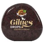 Gilties Drops Coffee & Cream - karamell, kommid kohvi ja koore maitselised, VEGAN - 90g
