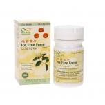 Green Nature Ice Free Form - kõrge palavikuga haiguse korral - 60tbl - toidulisand