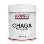 Iconfit Chaga for Immunity - tsaga, immuunsus, moodustised - 150g - toidulisand