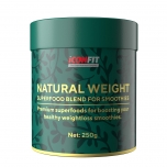 Iconfit Natural Weight - kehakaal, rasva põletus, energia - 250g - toidulisand