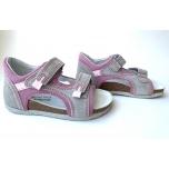 Protetika - laste ortopeediline jalats - roosa-hall