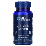 Life Extension Uric Acid Control - kusihape, soolad, podagra - 60tbl - toidulisand