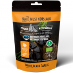 Must Küüslauk - MAHE must küüslauk - tugevdab immuunsust, antioksüdantide allikas - 75g