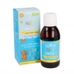 Natures Aid Kidz Omega 3 - Oomega 3 õli lastele, rasvhapped EPA ja DHA - 150ml - toidulisand