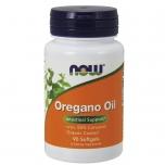 Now Foods Oregano Oil - (pune) õli kapslid - 90tbl - toidulisand