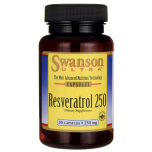Resveratrol-süda,veresooned, vananemise aeglustumine  250mg- 30kpt. Toidulisand