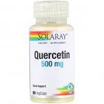 Solaray Quercetin 500mg - kvertsetiin - 90tbl