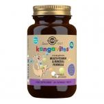 Solgar Kangavites - laste multivitamiini närimistabletid - 60tbl - toidulisand