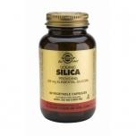 Solgar Oceanic Silica - räni 25mg, juustele, luud, sidekude, immuunsus - 50tbl - toidulisand