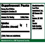 Spirulina -mineraalid vitamiinid, B12, väsimus, taimetoitlus 200 tabl. Toidulisand